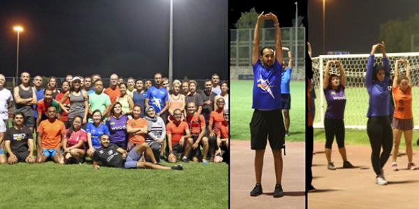 ADNOC Abu Dhabi Marathon hosts free weekly training sessions