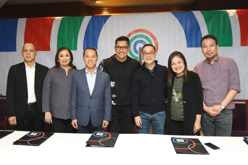 Gary V renews contract with ABS-CBN