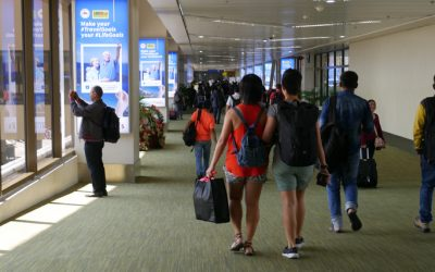 Trafficker arrested at NAIA, BI rescues 5 victims