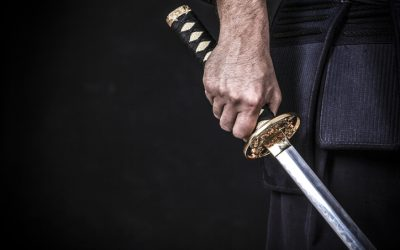 Man threatens uncle with katana, claims he was 'possessed'