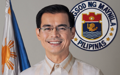 Manila Mayor Isko Moreno wishes crime-free city for his 45th birthday