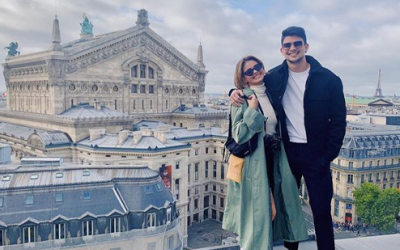 Janine Gutierrez spends 30th birthday with Rayver Cruz