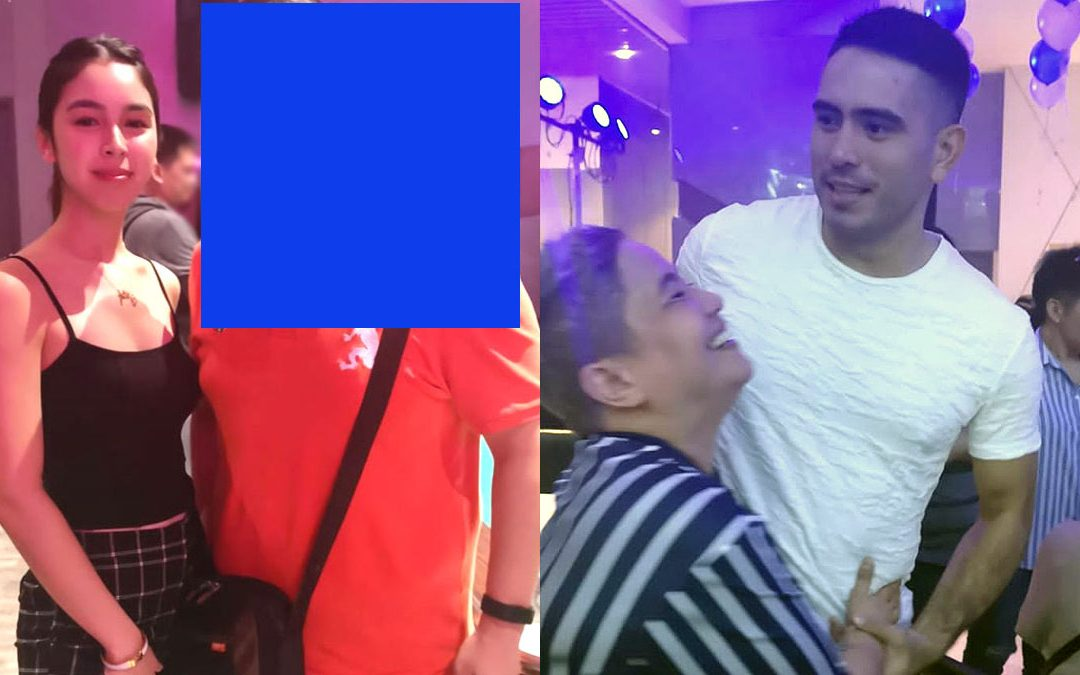Julia Barretto, Gerald Anderson spotted at birthday celebration of Star Magic handler