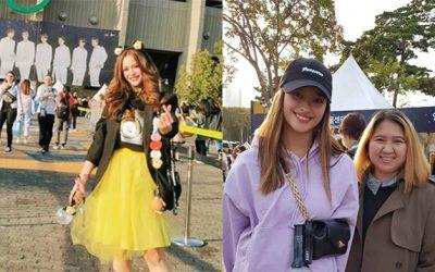 Arci Muñoz, Liza Soberano go 'fangirling' over BTS in South Korea