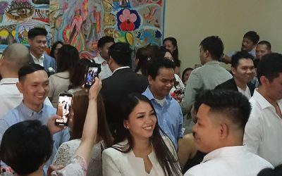 23 OFW couples tie the knot in Dubai group wedding