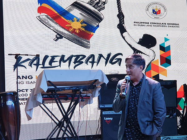 Barrio Fiesta Bayanihan Festival 2019 officially launches with a 'Kalembang'