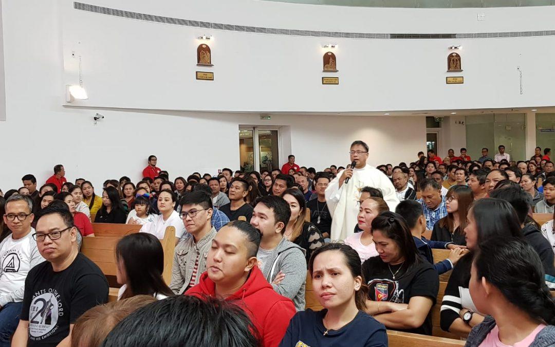 Pinoys in Abu Dhabi holds Misyong Pilipino 2019