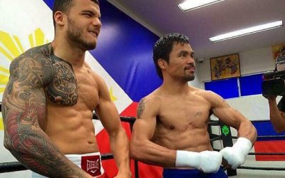 Glen Tapia to fight in Dubai?