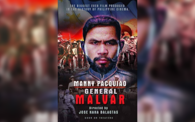 General Malvar's descendant opposes biopic by Manny Pacquiao