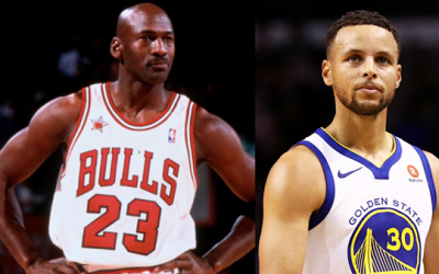 Michael Jordan thinks Stephen Curry has yet to achieve 'Hall of Fame' status