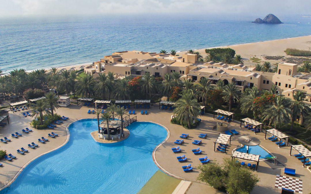 Tropical cyclone Kyarr damages hotel in UAE's east coast