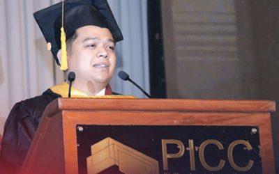 OFW in Saudi Arabia graduates Magna Cum Laude through online education