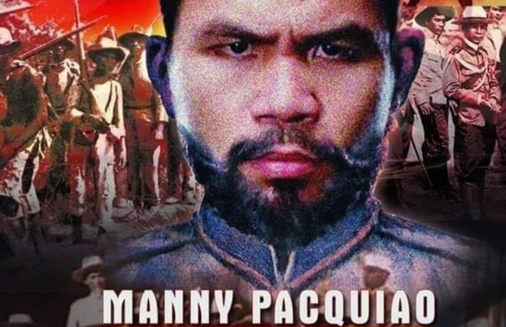 Manny Pacquiao to play General Malvar in film