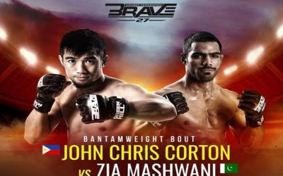 Filipino MMA fighter to see action in Abu Dhabi this weekend