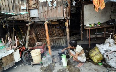 Poverty rate in PH seen falling by 2020