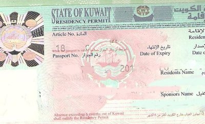 Kuwait curbs family visas for expats