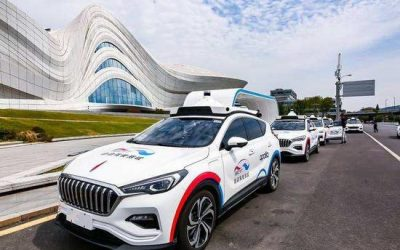 UAE to launch 'robotaxis'