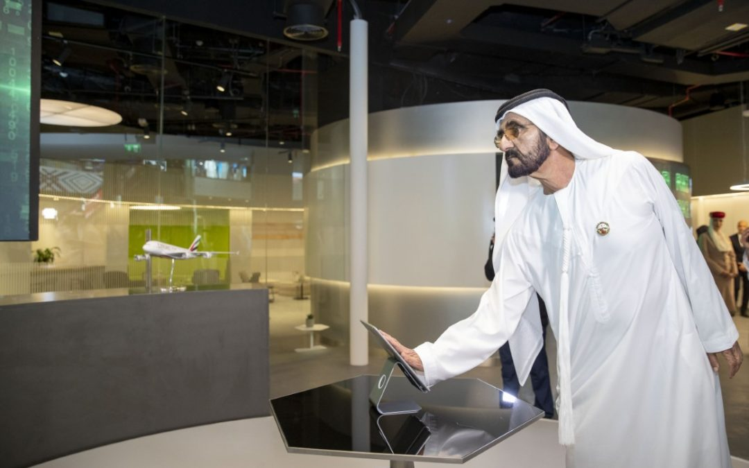 Sheikh Mohammed bin Rashid launches first-of-its-kind future labs