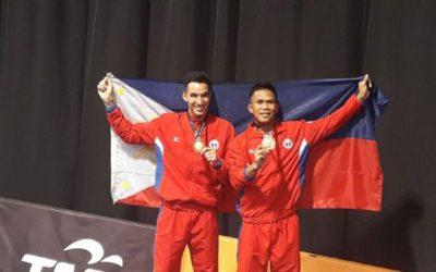 2 winners banner PH boxing team for 2019 SEA Games