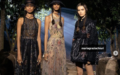 Pinay photog tapped by Dior for Spring-Summer 2020 collection shoot