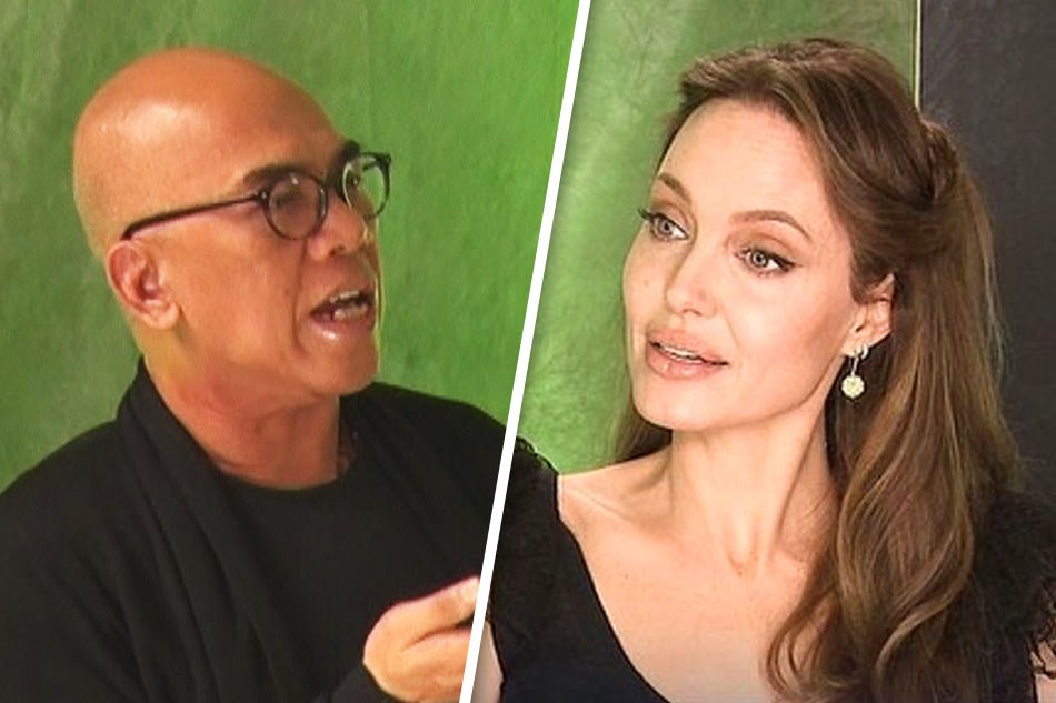 Angelina Jolie talks about family, love with Boy Abunda