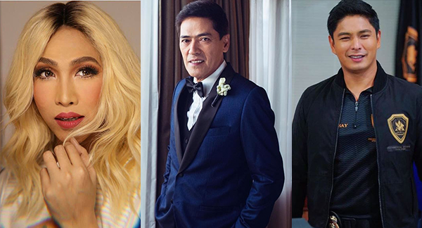 Vice Ganda, Coco Martin, Vic Sotto to clash in MMFF 2019 lineup