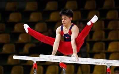 Carlos Yulo qualifies for 2020 Tokyo Olympics for Gymnastics