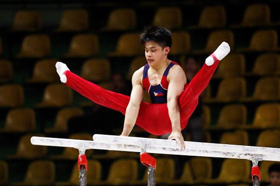 Carlos Yulo qualifies for 2020 Tokyo Olympics for Gymnastics