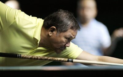 "Efren ""Bata"" Reyes to compete in the 30th SEA Games"