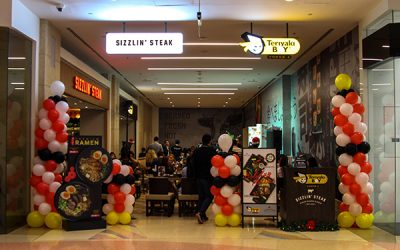 Teriyaki Boy and Sizzlin' Steak open biggest branch at Al Ghurair