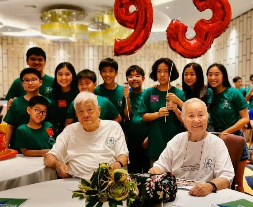 Gokongwei Jr.'s widow dies a week after his death