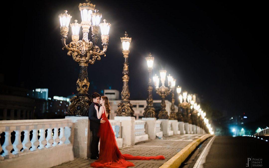 Jones Bridge in Manila gets facelift