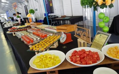 Halal-certified food served at Athletes Village for 30th SEA Games