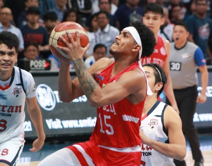 San Beda Red Lions still alive for NCAA finals season 95