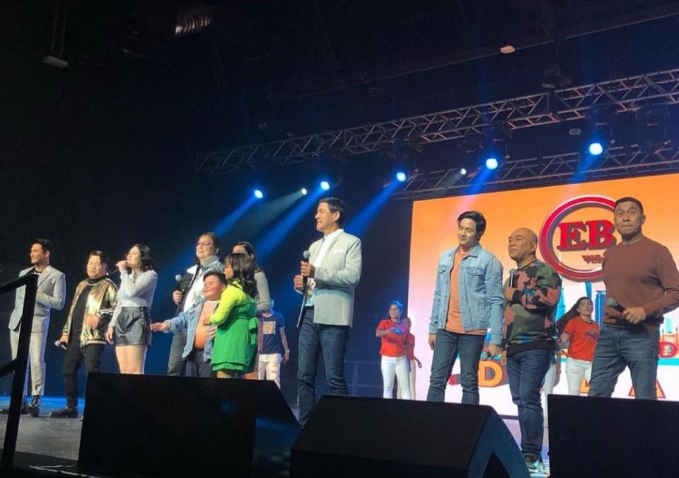 'Eat Bulaga' gives memorable treat to OFWs in UAE