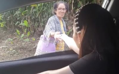 After Sarah Geronimo's engagement, Neri Miranda fulfills promises of free burgers