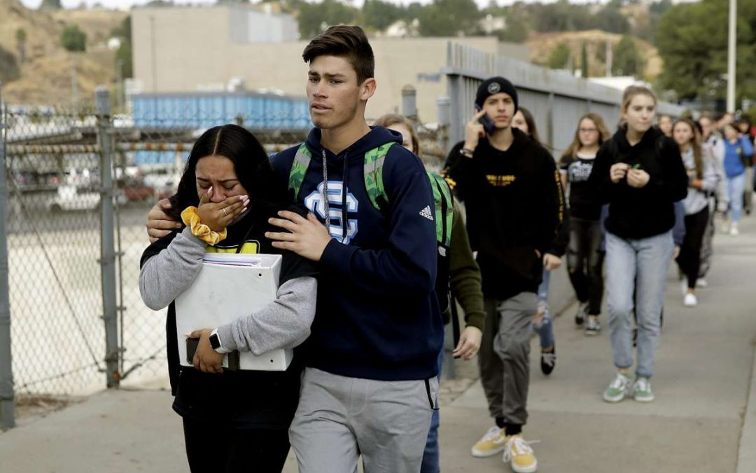 Two students dead, 3 others wounded in shooting in Southern California school