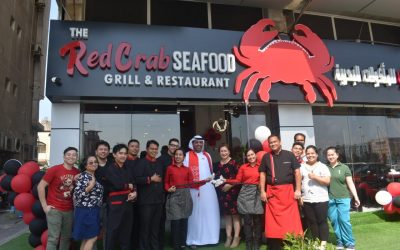 The Red Crab Seafood Grill & Restaurant opens doors in Abu Dhabi