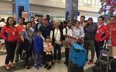 4 Filipino seafarers back in PH from Venezuela after 'oil smuggling case' – DFA