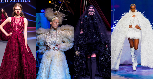 LOOK: Fashion Forward Dubai showcases elegance, magnificence in Filipino fashion designs