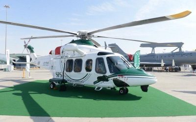 LOOK: New helicopter joins Dubai Police fleet
