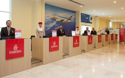 Emirates opens first remote check-in terminal in Dubai for cruise passengers