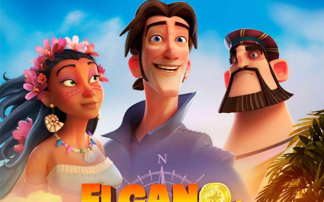 Animated movie on Magellan draws flak from Filipino netizens