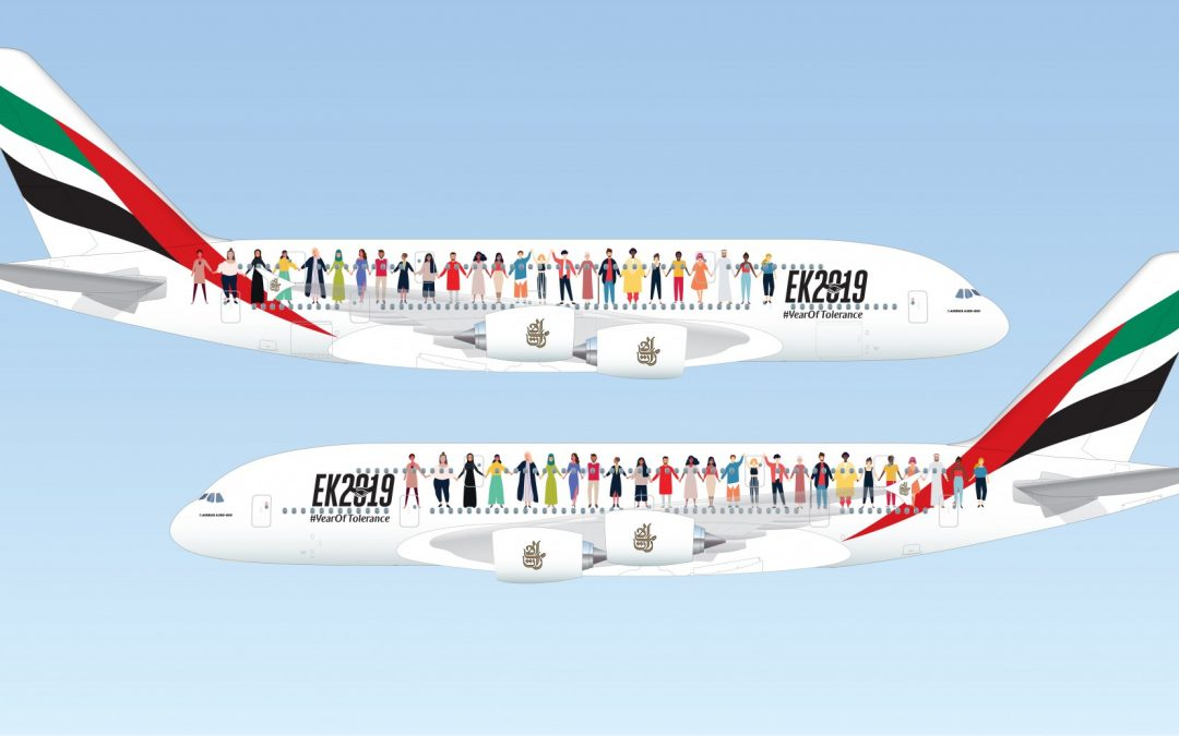 Emirates to hold historic flight bringing together UAE's multicultural communities