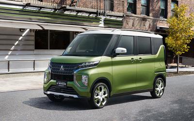 Mitsubishi debuts new vehicle concepts at the Tokyo Motor Show 2019