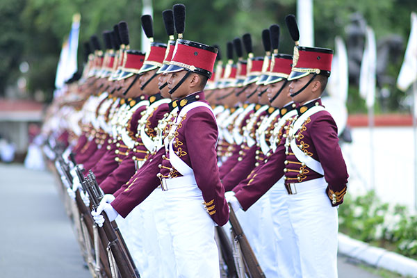 Five PNPA cadets under investigation for alleged hazing