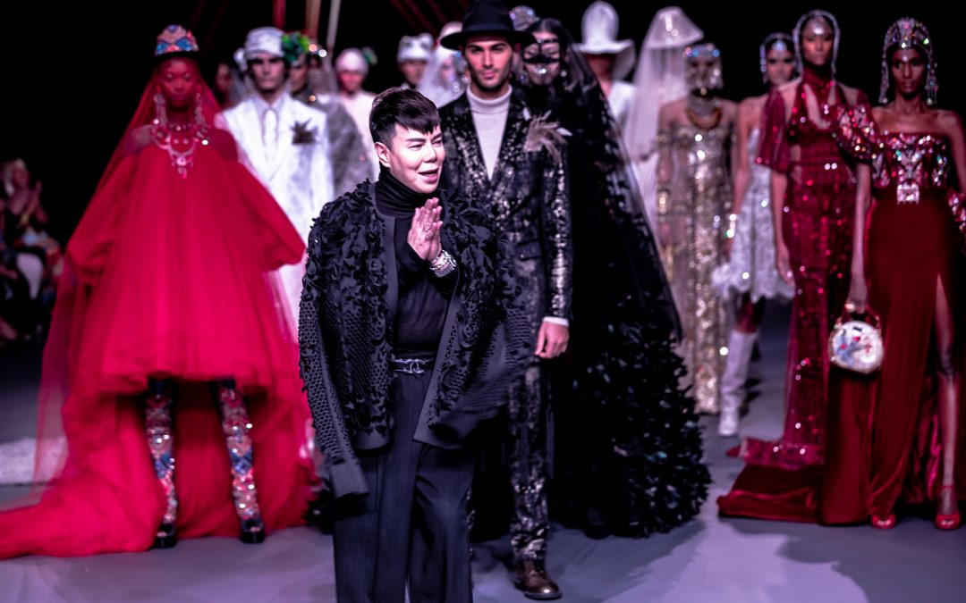LOOK: 'Looking through the eyes of Love': Ezra Santos' Fashion Forward Dubai collection pays tribute to Arabian women