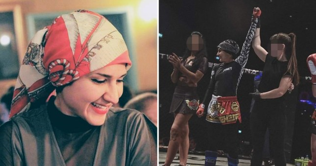 Female MMA fighter dies from brain injury during fight