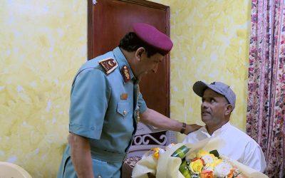 RAK police human gesture saves ill farmer