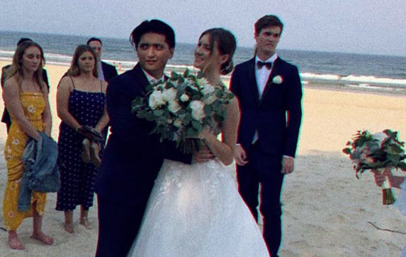 Robin Padilla's 18-year-old son marries girlfriend in Australia